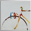 baratos Adesivos de Parede-Pintura a Óleo Pintados à mão - Arte Pop Clássico Modern Tela de pintura