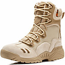 cheap Women's Boots-Unisex Shoes Suede Spring Summer Fall Winter Combat Boots Bootie Fashion Boots Cowboy / Western Boots Comfort Boots Hiking Shoes for