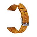 זול הזמנות לחתונה-צפו בנד ל Gear S3 Frontier / Gear S3 Classic Samsung Galaxy רצועת ספורט עור רצועת יד לספורט
