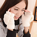 cheap Party Gloves-Women's Cute Party Wrist Length Fingertips Gloves