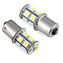 cheap Car Tail Lights-2pcs Car Light Bulbs 1W SMD 5050 LED Tail Light