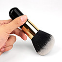 זול מברשות סומק-1pcs מברשות איפור מקצועי מברשת סומק מברשת ניילון / שיער סינטטי נייד / ידידותי לסביבה / מקצועי עץ
