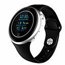 baratos Smartwatches-Relógio inteligente para iOS / Android Monitor de Batimento Cardíaco / satélite / Chamadas com Mão Livre / Câmera / Áudio Temporizador / Cronómetro / Monitor de Atividade / Monitor de Sono / Encontre