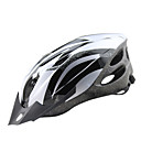 cheap Bike Helmets-Adults Bike Helmet 18 Vents CE Impact Resistant, Light Weight, Adjustable Fit EPS, PC Sports Road Cycling / Recreational Cycling / Cycling / Bike - Silver / Red / Blue Men's / Women's