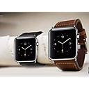 billige Stativer og holdere-Klokkerem til Apple Watch Series 3 / 2 / 1 Apple Klassisk spenne Lær Håndleddsrem