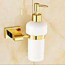 halpa Soap Dispensers-Saippuapumppu Nykyaikainen Messinki 1 kpl - Kylpyhuone
