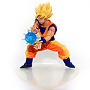 abordables Accesorios de Cosplay de Anime-Las figuras de acción del anime Inspirado por Bola de Dragón Goku Animé Accesorios de Cosplay figura CLORURO DE POLIVINILO