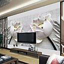preiswerte Küchen Reinigungsbedarf-Wandgemälde Vinyl Wandverkleidung - Klebstoff erforderlich Bemalt