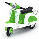 billige Toy motorsykler-Lekemotorsykler Modellbil Pedagogisk leke Moto Originale Musikk og lys Gutt Jente Leketøy Gave
