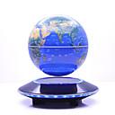 olcso Csillagászati játékok, modellek-Lebegő Globe Fluoreszkáló Kreatív Mágneses levitáció Fiú Lány 1 pcs Darabok Fémes Műanyag Játékok Ajándék