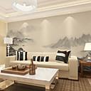 abordables Murales-Art Decó 3D Decoración hogareña Moderno Revestimiento de pared, Lona Material adhesiva requerida Mural, Revestimiento de paredes de