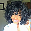 cheap Slipcovers-Synthetic Wig Curly / Wavy Style Bob Capless Wig Black Natural Black Synthetic Hair Women's Heat Resistant / For Black Women Black / Natural Black Wig Short Natural Wigs