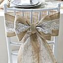 billige Bryllupsdekorationer-Bryllupsfest Blonde Blandet Materiale Bryllup Dekorationer Klassisk Tema Alle årstider