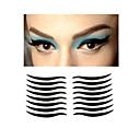 abordables Protecciones Deportiva-Párpado Herramientas de Maquillaje Maquillaje Ojo Diario Larga Duración Natural Cosmético Útiles de Aseo