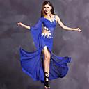 olcso Hastánc ruha-Hastánc Női Teljesítmény Csipke / Viszkóz Csipke Háromnegyedes Ruha / Rövidnadrágok