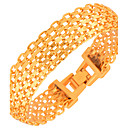 preiswerte Modische Halsketten-Ketten- & Glieder-Armbänder - vergoldet Modisch Armbänder Gold Für Weihnachts Geschenke Hochzeit Party