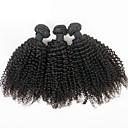 رخيصةأون المصابيح اليدوية وفوانيس الإضاءة للتخييم-3 مجموعات شعر برازيلي Kinky Curly 8A ينسج شعرة الإنسان ينسج شعرة الإنسان شعر إنساني إمتداد / غريب مجعد