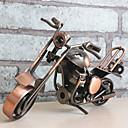 זול חלקי חילוף לטלפון-אופנוע וינטאג 'דגם רטרו מוטורן צלמית ברזל אופנוע אחיזה בעבודת יד ילד מתנה ילד צעצוע במשרד ביתי