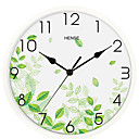 baratos Relógios de Parede Modernos/Contemporâneos-Outros Outros Relógio de parede,Redonda Quadrada Metal Concha Outros 25.2*25.5*3.5 Interior Relógio