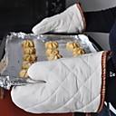 abordables Utensilios de Horno-Herramientas de cocina Tejido Novedades Guantes para el pan