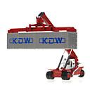 olcso Toy Teherautók és építőipari járművek-Teherautó Toy Teherautók és építőipari járművek Játékautók 01:50 Kihajtható Műanyag ABS 1 pcs Gyermek Fiú Lány Játékok Ajándék