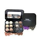 baratos Sombras-Acessórios para Maquiagem / Pós Olhos Maquiagem para o Dia A Dia Diário Maquiagem Cosmético