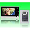 preiswerte USB Speicherkarten-ACTOP 7inch Farbdisplay verdrahtet Video-Türsprechanlage für villasupport 1 bis 2 Monitor zy-316210