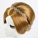 cheap Earrings-Rhinestone Headbands 1 Wedding Special Occasion Casual Headpiece