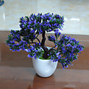 cheap Artificial Plants-Artificial Flowers 1 Branch Modern Style Plants Tabletop Flower