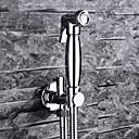 billige Syntetiske parykker-Vintage Hånddusj Krom Trekk - Økovennlig, dusjhode