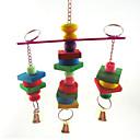 preiswerte Accessoires für Vögel-Vogel Spielzeuge Holz