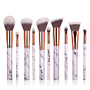 cheap Makeup Brush Sets-10pcs Makeup Brushes Professional Synthetic Hair Eco-friendly / Professional / Full Coverage Plastic
