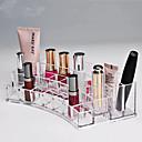 olcso ajak folt-Smink eszközök Cosmetics Storage Smink Akril Others Klasszikus Napi Dnevna šminka Kozmetika Tartás, ápolás