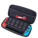 baratos Acessórios para Nintendo Switch-Bolsas e Cases Para Nintendo Interruptor ,  Portátil Bolsas e Cases Pele unidade