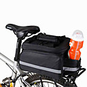cheap Bike Trunk Bags-WEST BIKING® 20 L Bike Panniers Bag Bike Rack Bag Adjustable Large Capacity Waterproof Bike Bag Nylon Bicycle Bag Cycle Bag Cycling / Bike