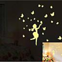 זול מדבקות קיר-מדבקות קיר דקורטיביות - מדבקות קיר מטוס טבע דומם / אופנה / Leisure סלון / חדר שינה / חדר בנות