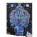 ieftine Wall tapiserii-Animal Wall Decor Material Textil Modern Wall Art, Tapiserii de perete Decor