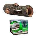 cheap Aquarium Décor & Gravel-Aquarium Decoration Tubes & Tunnels Ornament Non-toxic & Tasteless Resin