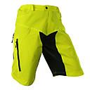baratos Ferramentas, Limpeza e Lubrificantes-Arsuxeo Homens Shorts para Ciclismo Moto Shorts / Shorts largos / Bermudas para MTB Secagem Rápida, Design Anatômico, Respirável