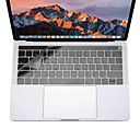 cheap Keyboard Accessories-XSKN® Ultra Thin Keyboard Cover for Macbook Pro 13 15 with Touch Bar (A1706/A1707)  Clear TPU Laptop Keyboard Skin Protective Film US Layout