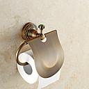 cheap Toilet Brush Holder-Toilet Paper Holder Contemporary Brass 14cm Toilet Paper Holder Wall Mounted