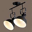 baratos Luzes de Foco-2-luz spot Light Luz Ambiente - Estilo Mini, 110-120V / 220-240V Lâmpada Não Incluída / 5-10㎡ / E26 / E27
