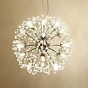 baratos Luzes Pingente-Sputnik Luzes Pingente Luz Ambiente - LED, 110-120V / 220-240V, Branco Quente / Branco, Lâmpada Incluída / G4 / 15-20㎡