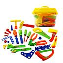 baratos Ferramentas de Brinquedo-Brinquedos de Faz de Conta Caixas de Ferramentas Ferramentas de Brinquedo Segurança Elétrico Novidades Plástico Unisexo Crianças Dom