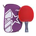 זול שולחן טניס-Ping Pang / מחבטי טניס שולחן עץ 2 כוכבים ידית ארוכה / פצעונים ידית ארוכה / פצעונים