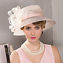 رخيصةأون قطع رأس-ريشة فاسيناتورس القبعات الأنيقة الكلاسيكية الأنثوية نمط