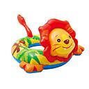 halpa vesilelut-Leijona Puhallettava uimapatja Uimarengas PVC Lapset