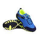 זול הנעלה ואביזרים-LEIBINDI בגדי ריקוד גברים נעלי ריצה נעלי ספורט נעלי טיולי הרים נגד החלקה Anti-Shake עמיד בפני שחיקה ריצה ספורט פנאי אזור נידח סוליה נמוכה אביב קיץ סתיו אפור כחול