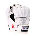 cheap Boxing Gloves-Boxing Gloves Boxing Training Gloves for Taekwondo Boxing Martial art Fingerless Gloves Wearproof Protective High Elasticity Shockproof PU