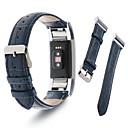 preiswerte Smart Uhr Accessoires-Uhrenarmband für Fitbit Charge 2 Fitbit Sport Band Mailänder Schleife Leder Handschlaufe